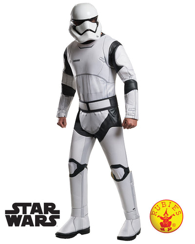 Star Wars Ep7 Deluxe Stormtrooper Mens Costume