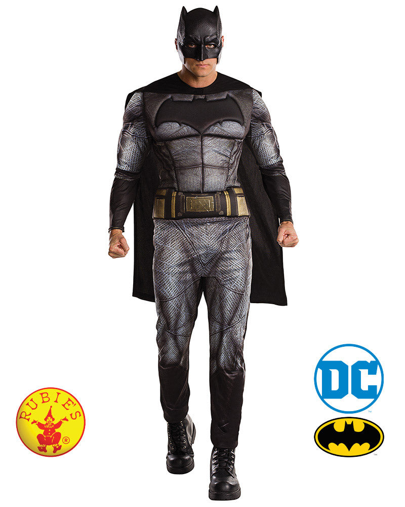 Batman Deluxe Dawn of Justice Adult - Red Top Box