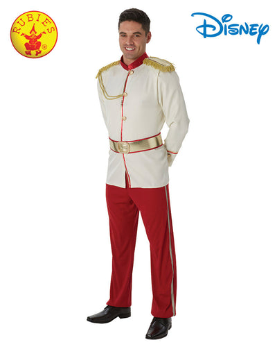 Prince Charming Adult - Cinderella's Disney Costume