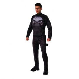 Punisher Deluxe Adult - Brisbane Costumes