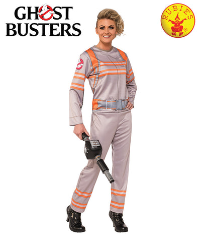 Ghostbuster Jumpsuit Female Adult Costume