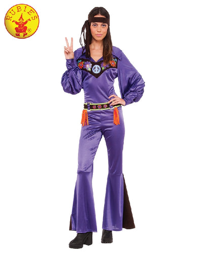 70's Babe Hippie Adult Costume