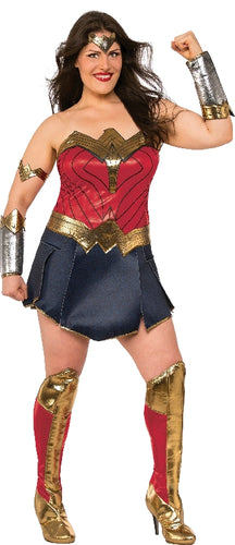 WONDER WOMAN DELUXE COSTUME, ADULT