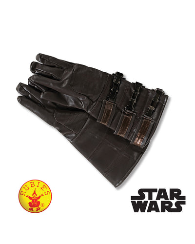 Anakin Gloves Child - Star Wars - Supanova - Oz Comic Con - Red Top Box