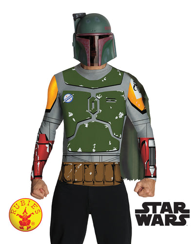 Adult Boba Fett - Star Wars - Star Wars Licensed - Red Top Box