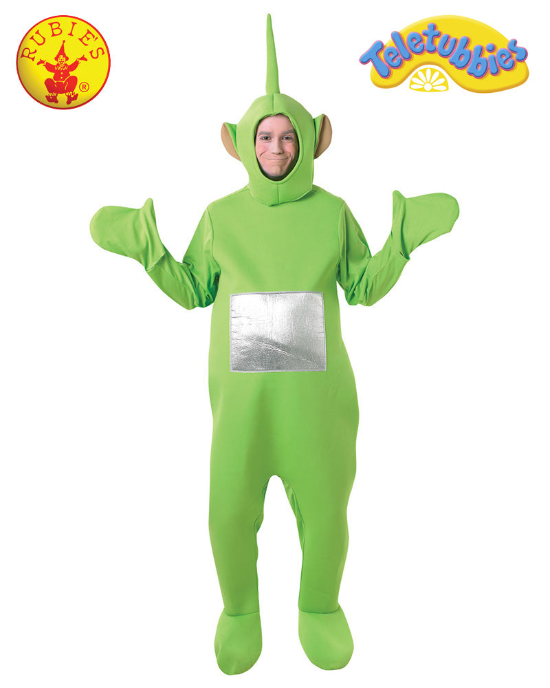 adults teletubbies costume licensed red top box 2