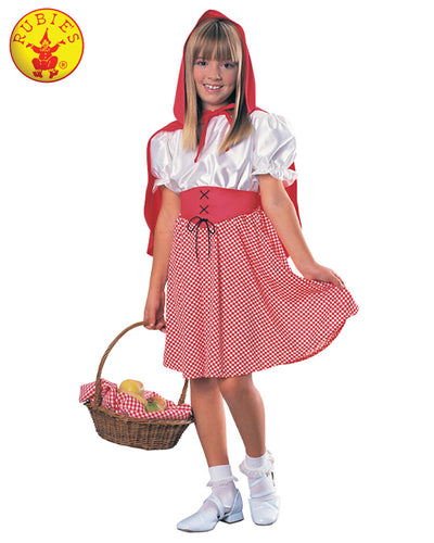 Red Riding Hood Child - Book Week - Red Top Box