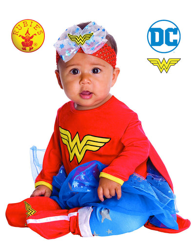 Wonder Woman One Suit - Size 6-12 Months