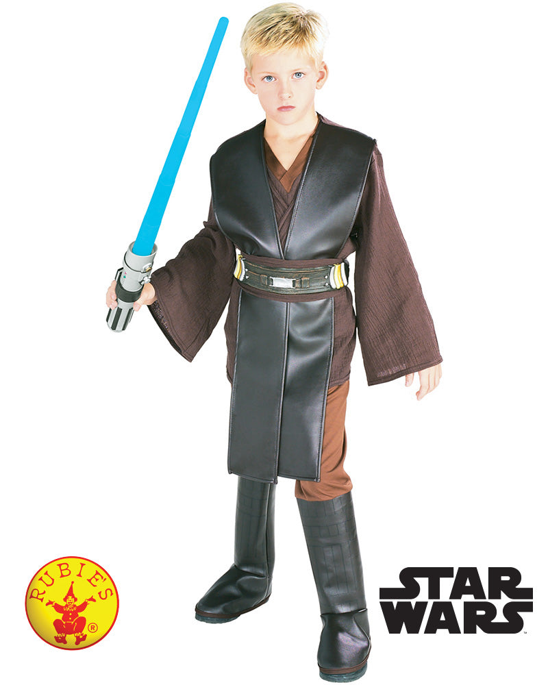 Anakin Skywalker Deluxe Costume, Child - Supanova - Oz Comic Con - Red Top Box