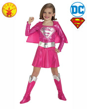 Child Pink Supergirl - Supernova - Oz Comic Con - SALE