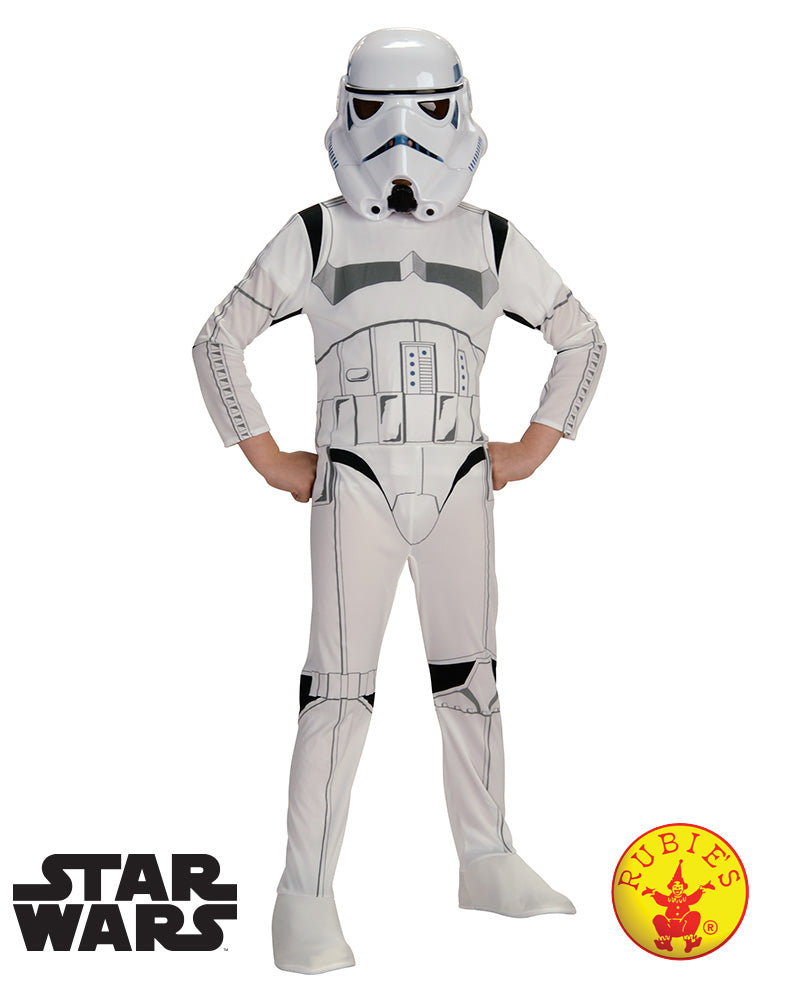 Stormtrooper Child Rogue One - Star Wars Licensed - Red Top Box