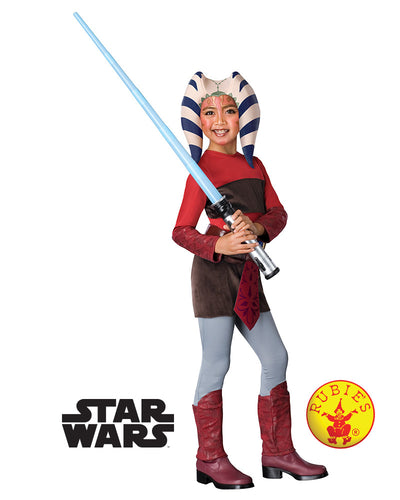 Ahsoka Child Star Wars