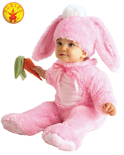 Precious Pink Wabbit - Baby - Easter Bunny - Red Top Box