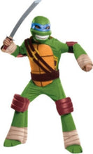 TMNT Deluxe Child Leonardo - Red Top Box