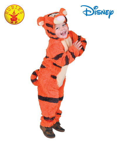 Furry Tiger - Size Toddler - Red Top Box