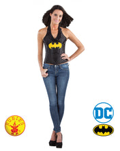 Batgirl Leather-Look Corset