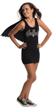 Batgirl Tank Dress Teen - Red Top Box