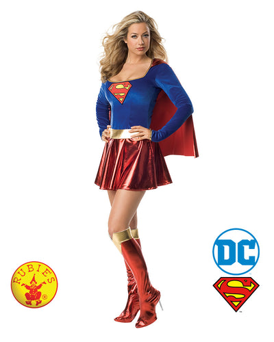 Supergirl - Adult - Licensed Costume