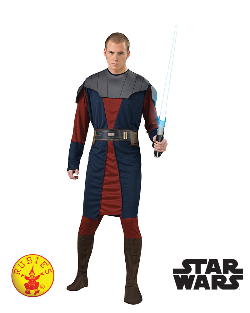 Anakin Adult - Size Xl - Red Top Box