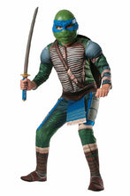 TMNT Child Deluxe Leonardo - Red Top Box