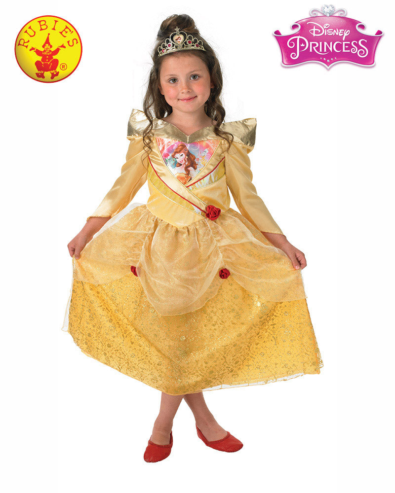 Beauty and The Beast - Yellow Belle - Shimmer Belle - Disney Licensed