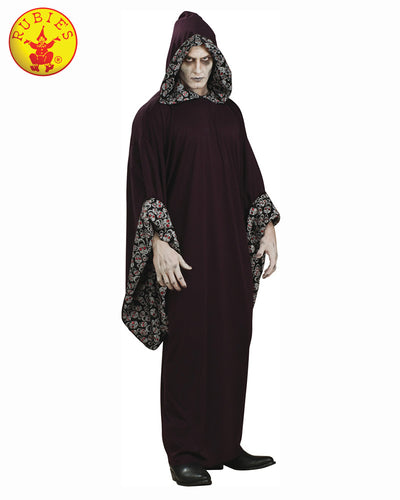 Adult Male Skull Robe - Red Top Box