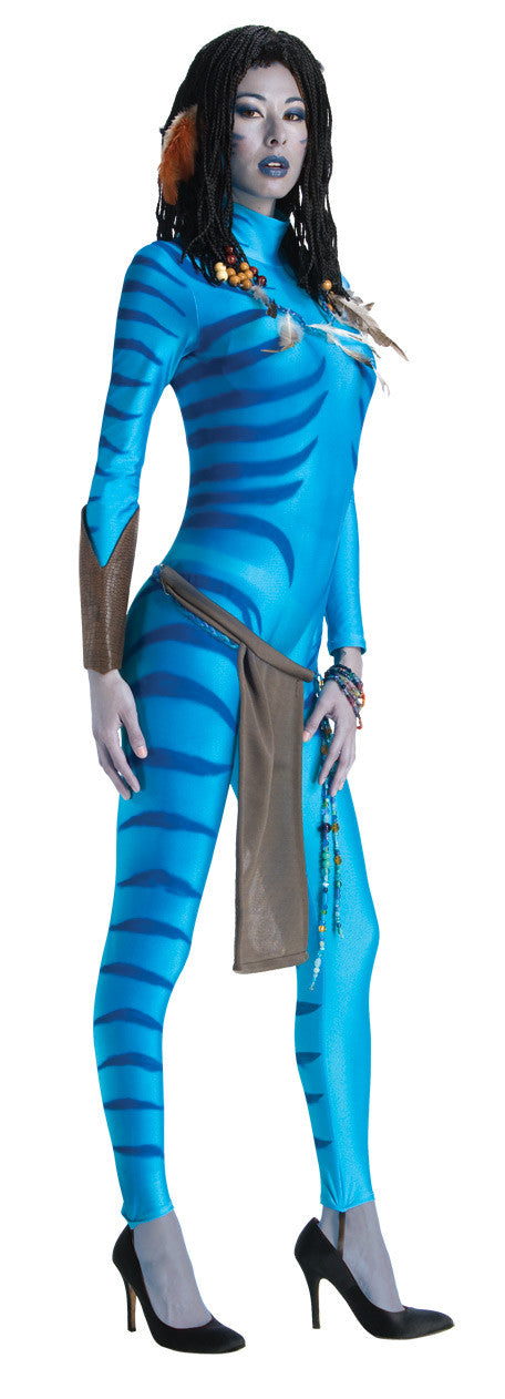 Neytiri Secret Wishes Costume - Size M - Red Top Box