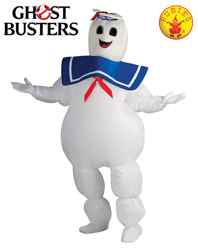 Stay Puft Marshmallow Man Ghostbusters Inflatable - Red Top Box