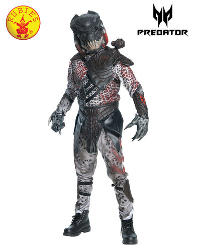 Predator Adult Costume - Size Std - Red Top Box