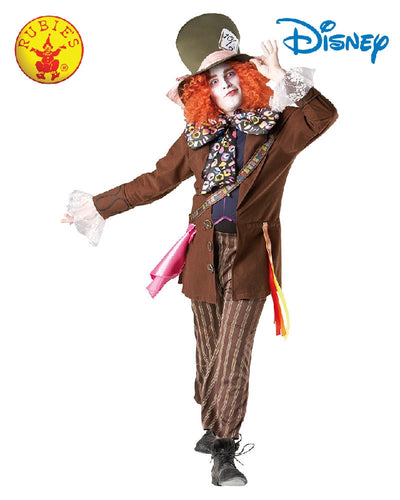 Alice In Wonderland Mad Hatter Adult - Book Week