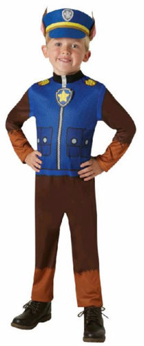 Chase Paw Patrol Classic - Size 3-5 - Brisbane Costumes