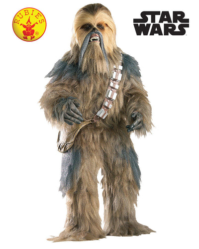 Chewbacca Supreme Edition - Star Wars Licensed - Supanova - Oz Comic Con