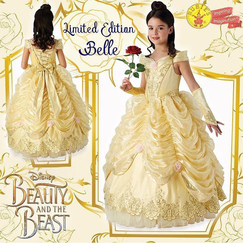 Belle Limited Edition Numbered Costume - Beauty And The Beast - Brisbane Costumes