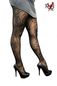 Spider Web Tights - Deluxe