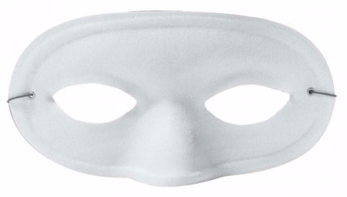 Domino Rio Mask - White - Red Top Box
