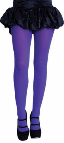 Full Length Tights - Purple - Red Top Box