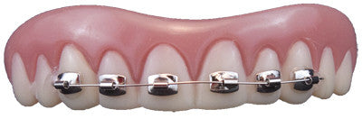 Billy Bob Teeth - Fool-All Braces - Red Top Box