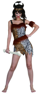 Cavewoman - Adult - Red Top Box