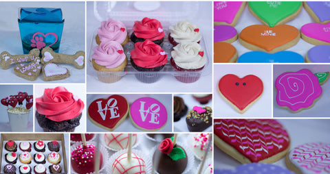 Love is in the Air at Cupcakes Actually!