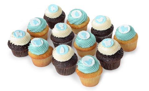 Package - Baby Boy Shower 12-pack