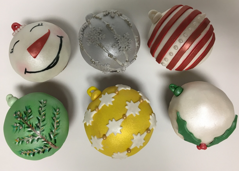 Holiday Ornament 6 Pack