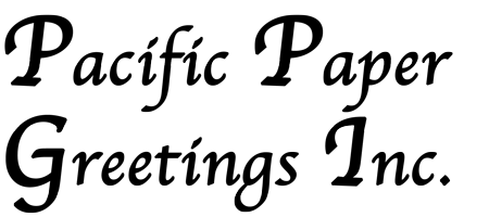Pacific Paper Greetings Inc.