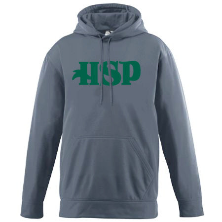 HSP326 - Wicking Fleece Hoodie - Youth Sized
