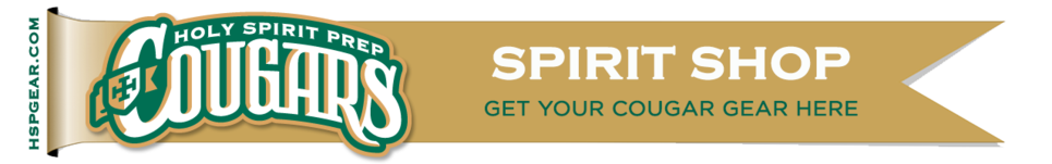 Holy Spirit Prep - Spirit Shop