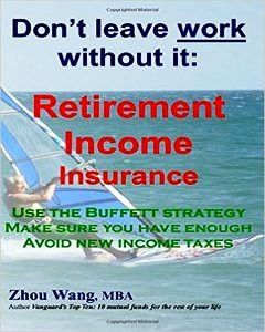 Don't Leave Work Without It: Retirement Income Insurance