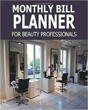 Monthly Bill Planner For Beauty Professionals