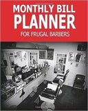 Monthly Bill Planner For Frugal Barbers