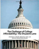 The Challenge Of College Affordability: The Student Lens