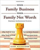 Your Family Business, Your Net Worth: Strategies For Succession Planning