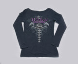 Ladies Starfish L/S